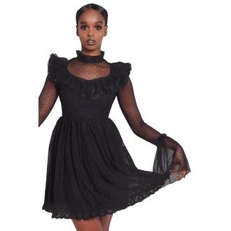 Robe femmes KILLSTAR - Bewitched Lace - NOIR - KSRA001561