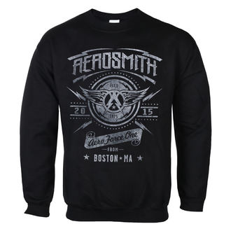 sweat-shirt sans capuche pour hommes Aerosmith - Aero Force One - LOW FREQUENCY, LOW FREQUENCY, Aerosmith