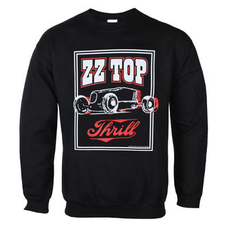 sweat-shirt sans capuche pour hommes ZZ-Top - Thrill - LOW FREQUENCY, LOW FREQUENCY, ZZ-Top