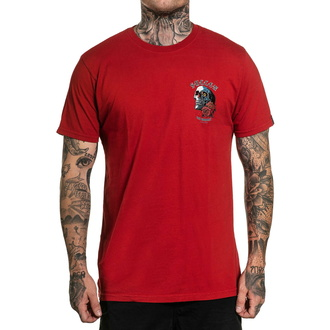 T-shirt pour hommes SULLEN - ONE EYE OPEN - CHILI PEPPER, SULLEN