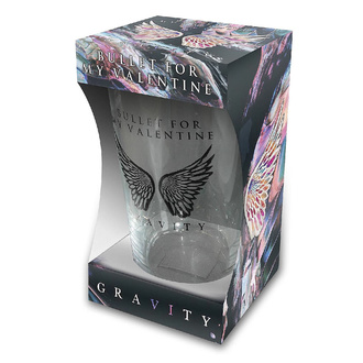 Verre Bullet For My Valentine - Gravity - RAZAMATAZ, RAZAMATAZ, Bullet For my Valentine