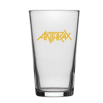 Verre ANTHRAX - LOGO - RAZAMATAZ, RAZAMATAZ, Anthrax