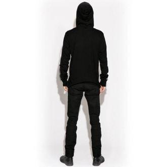 sweat-shirt avec capuche unisexe - Old English - BLACK CRAFT