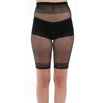 Collants femme PAMELA MANN - Fishnet Cycling - Noir, PAMELA MANN