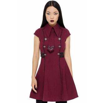 Robe pour femmes KILLSTAR - Black-Ops - blood, KILLSTAR