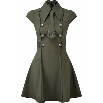 Robe pour femmes KILLSTAR - Black-Ops - KAKI, KILLSTAR