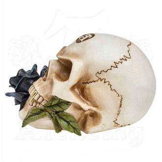 Décoration ALCHEMY GOTHIC - Alchemist Skull with Rose, ALCHEMY GOTHIC