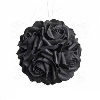 Décoration ALCHEMY GOTHIC - Black Rose, ALCHEMY GOTHIC