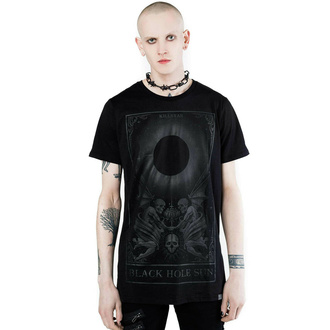 T-shirt unisexe KILLSTAR - Black Sun, KILLSTAR