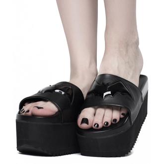 Bottes pour femmes (sandales) KILLSTAR - Bloodbath Slides, KILLSTAR
