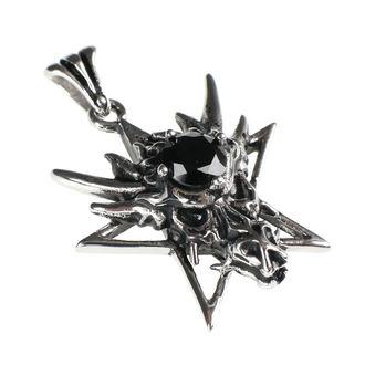 Pendentif/ collier ETNOX - Pentagram Dragon, ETNOX