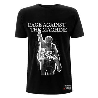 tee-shirt métal pour hommes Rage against the machine - BOLA Album Cover Tracks - NNM, NNM, Rage against the machine