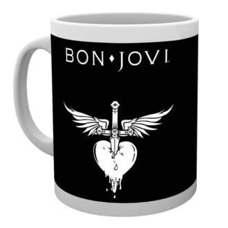 Mug Bon Jovi - GB posters, GB posters, Bon Jovi