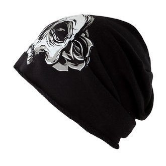 Bonnet HYRAW - SKULL & ROSES, HYRAW