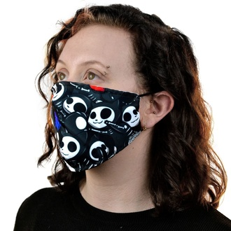 Masque CUPCAKE CULT - BONE WARS - NOIR, CUPCAKE CULT
