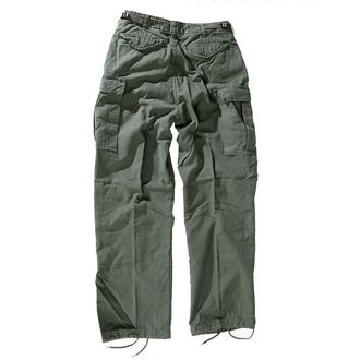 pantalon pour hommes M65 Pant NYCO lavé - OLIVE, MMB