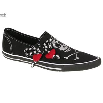 chaussures de tennis basses pour femmes - DRAVEN - MCDR 039, DRAVEN