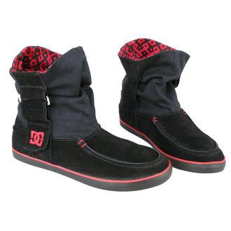 bottes fourées pour femmes - Twilight - DC - BLACK/ATHLETE RED