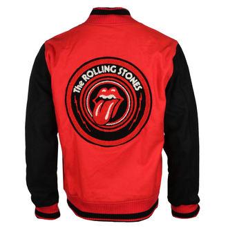 Veste pour hommes Rolling Stones - VARSITY - BRAVADO, BRAVADO, Rolling Stones