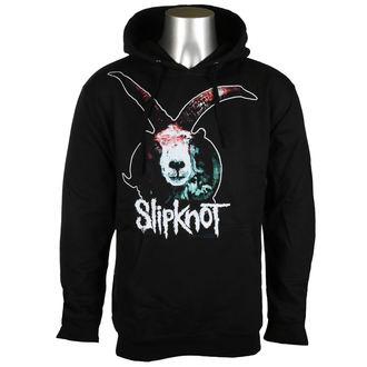 sweat-shirt avec capuche pour hommes Slipknot - BLACK - BRAVADO, BRAVADO, Slipknot
