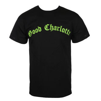 tee-shirt métal pour hommes Good Charlotte - RECREATE 3 - BRAVADO, BRAVADO, Good Charlotte
