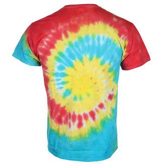 tee-shirt métal pour hommes Jimi Hendrix - RAINBOW SPIRAL - BRAVADO, BRAVADO, Jimi Hendrix