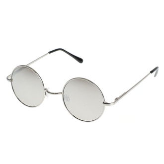 Lunettes de soleil Lennon - silver - ROCKBITES, Rockbites