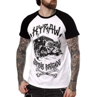 t-shirt hardcore pour hommes - BULDOZER - HYRAW, HYRAW