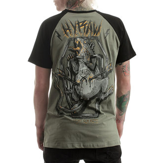 t-shirt hardcore pour hommes - RATS TRAP - HYRAW, HYRAW