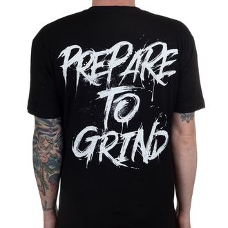 tee-shirt métal pour hommes Aborted - Prepare To Grind - INDIEMERCH, INDIEMERCH, Aborted