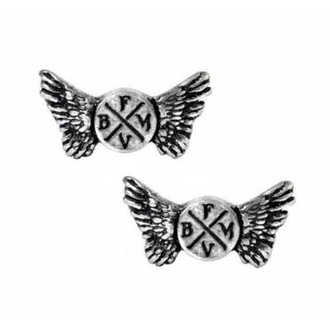 Boucles d'oreilles ALCHEMY GOTHIC - Bullet For My Valentine, ALCHEMY GOTHIC, Bullet For my Valentine