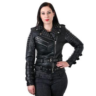 veste en cuir pour femmes - Idun - DOCTOR FAUST, DOCTOR FAUST