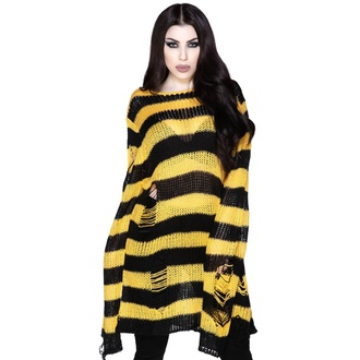 Pull femme KILLSTAR - Busy Bee, KILLSTAR