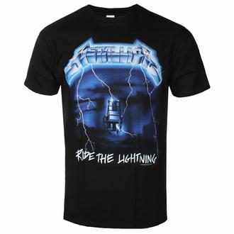 T-shirt pour homme Metallica - Ride The Lightning- ROCK OFF, ROCK OFF, Metallica