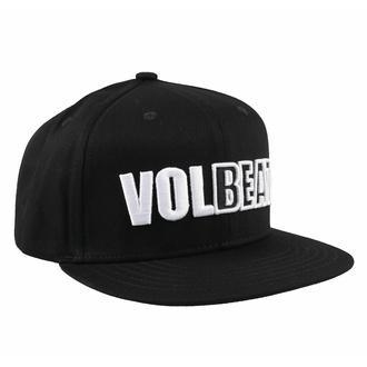 Casquette Volbeat - Logo - ROCK OFF, ROCK OFF, Volbeat