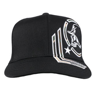 Casquette METAL MULISHA - HIDE BLK, METAL MULISHA