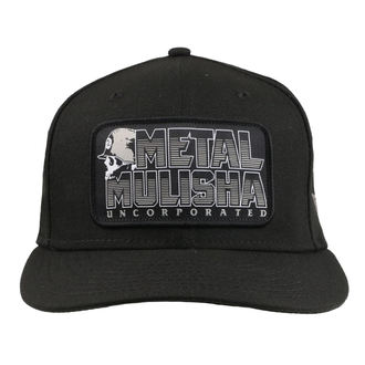casquette METAL MULISHA - JAIL BREAK BLK, METAL MULISHA