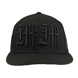 Casquette METAL MULISHA - BLACK METAL BLK, METAL MULISHA