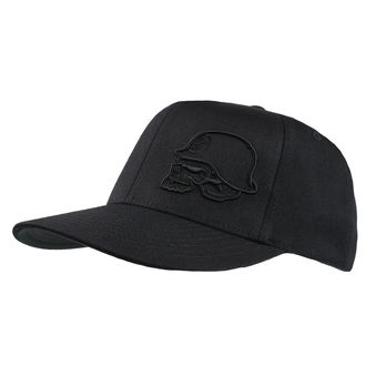 Casquette METAL MULISHA - STAPLE BLK, METAL MULISHA