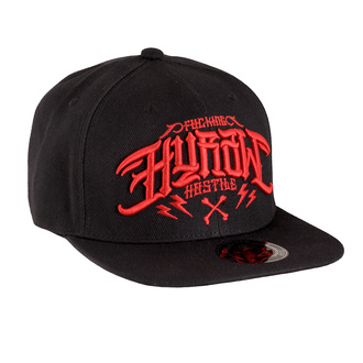 Casquette HYRAW - RED, HYRAW