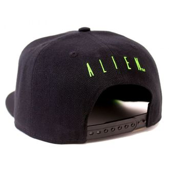 Casquette ALIEN JAWS  - BLACK - LEGEND, LEGEND, Alien - Vetřelec