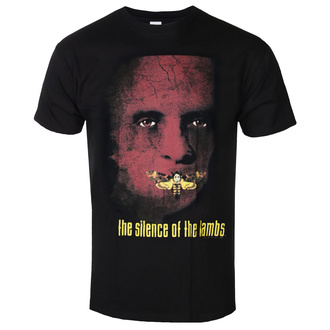 t-shirt de film pour hommes The Silence of the Lambs - Poster - AMERICAN CLASSICS, AMERICAN CLASSICS, Le silence des agneaux