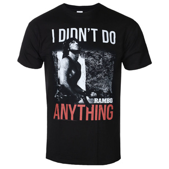 t-shirt de film pour hommes Rambo - Do 2 - AMERICAN CLASSICS, AMERICAN CLASSICS, Rambo