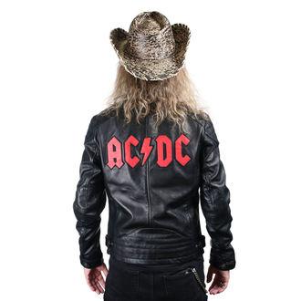 Veste hommes biker AC/DC - LNTC BLACK, NNM, AC-DC