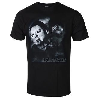 t-shirt de film pour hommes Halloween - Needle Cracked Logo - AMERICAN CLASSICS, AMERICAN CLASSICS, Halloween