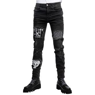 Pantalon unisexe DISTURBIA - Chaos, DISTURBIA