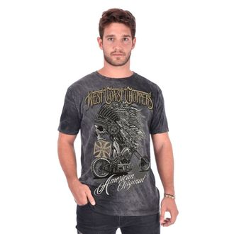 t-shirt pour hommes - CHIEF - West Coast Choppers, West Coast Choppers