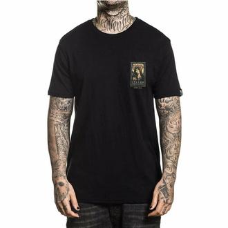 T-shirt SULLEN pour hommes - ANDRES BLESA - NOIR, SULLEN