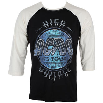 tee-shirt métal pour hommes AC-DC - HIGH VOLTAGE - LIVE NATION, LIVE NATION, AC-DC