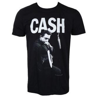 tee-shirt métal pour hommes Johnny Cash - STUDIO - LIVE NATION, LIVE NATION, Johnny Cash